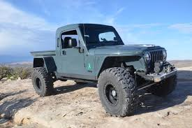 monster jeep jk is a monster of a 2006 jeep wrangler tj