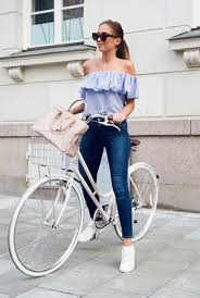 light blue off the shoulder top women s light blue off shoulder top navy skinny jeans white low