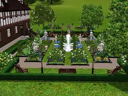 Sims 3 Garden Ideas How To Start A Garden On Sims 3 Ps3 The Garden Inspirations