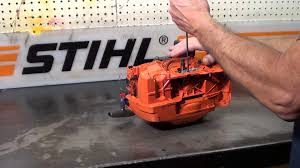 the chainsaw guy shop talk husqvarna 455 460 chainsaw oiler repair