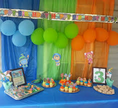 team umizoomi party supplies team umizoomi party ideas the color panels and the artwork