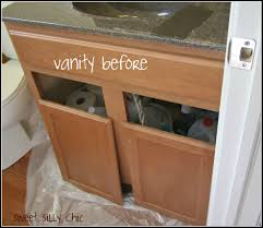 Powder Room Cabinets Vanities Powder Room Sweet Silly Chic