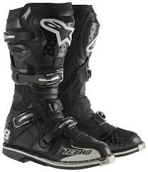 alpinestar tech 3 motocross boots alpinestars tech 8 rs boots revzilla