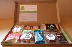 snacks delivered nutribox healthy snacks delivered to your door planet veggie