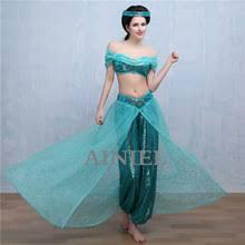 Jasmine Costume Halloween Popular Jasmine Princess Dress Buy Cheap Jasmine Princess Dress