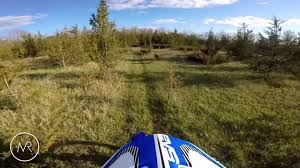 yamaha yz250 2 stroke trail riding gopro youtube