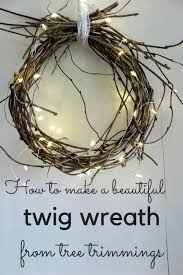 25 unique twig wreath ideas on stick wreath twig