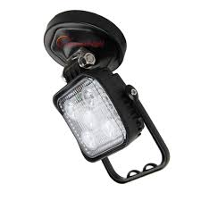 1x magnetic base mount bracket holder clamp for led work light bar
