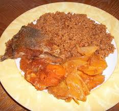 cuisines senegalaises tiep bou dien recette africaine classique de la cuisine