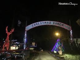 Lights In Houston Best Christmas Lights In Houston Houston On The Cheap