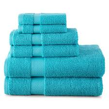 Aqua Towels Bathroom View All Bath Towels Rugs U0026 Accessories Jcpenney