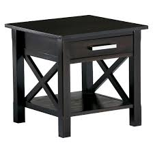 kitchener home furniture kitchener end side table simpli home target