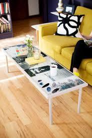 Wohnzimmertisch Diy Diy Epoxidharz Tisch Ikea Hackers Pinterest Tisch Diy Und