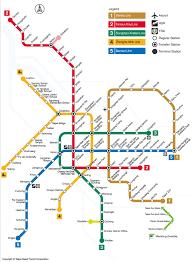 Metro Maps Mrt Taipei Metro Map Taiwan