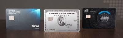 best cards battle of the premium travel rewards credit cards