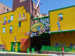 crayola coming to florida mall entertaining orlando