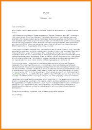 motivation letter 7 motivation letter exle format of acv