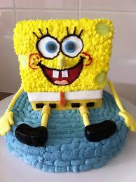 spongebob birthday cakes spongebob cakes decoration ideas birthday cakes