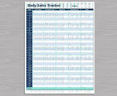 Sales Tracker Excel Template The Easy Etsy Seller Daily Sales Tracker Excel Spreadsheet
