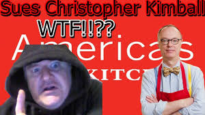 america u0027s test kitchen sues former star christopher kimball youtube