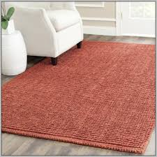 Jute Bath Mat Rust Colored Bath Rugs Salevbags