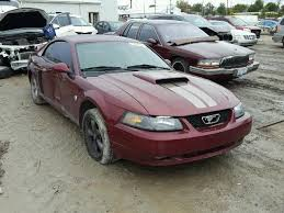 2004 mustang models salvage ford mustang for sale at copart auto auction autobidmaster