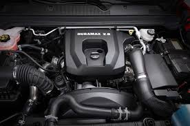 seven interesting facts on the 2016 chevrolet colorado duramax diesel