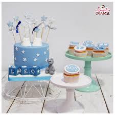 tarta y cupcakes para la baby shower de leo u2013 sweetmama