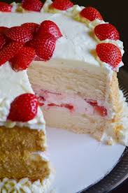 for the love of dessert strawberry mascarpone layer cake cakes