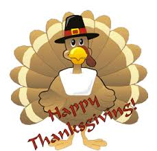 thanksgiving hours rates
