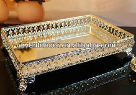 wedding trays india wedding decoration silver trays glass food trays for hotel