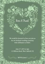 wedding invitations julie shevelove