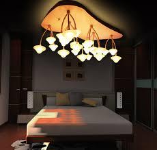Led Lights For Bedroom Online Get Cheap Mushroom Ceiling Light Aliexpress Com Alibaba