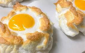 cloud eggs the new instagram food trend