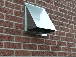 bathroom exhaust fan roof vent cap a failure that stalls the