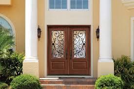 Fiberglass Exterior Doors With Sidelights Fiberglass Front Entry Doors With Sidelights Boomer
