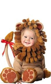 Infant Elephant Halloween Costumes Baby Deluxe Lil Lion Costume Party Kids Costumes