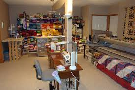 set up a sewing space diy
