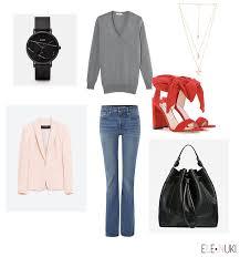 look pour le bureau idées de looks pour le bureau jean cluse montre blazer pâle