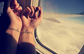 15 beautifully simple travel tattoos cooler
