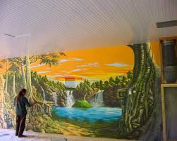 100 deer wall mural hallway wall mural happily ever after deer wall mural wall mural ideas home design ideas
