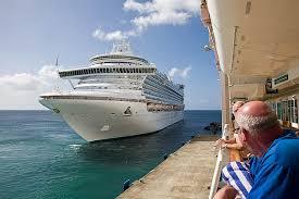 christmas day cruises roger harrison emerald princess leaving grenada christmas day 2008
