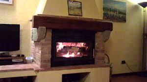 camino a legna usato il mio caminetto palazzetti n70