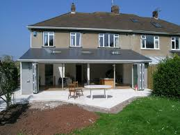 Kitchen Diner Extension Ideas Birmingham Contemporary Single Storey Rear Extension Rear
