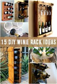Diy Wood Wine Rack Plans by Wine Rack Diy Wine Rack Cabinet Build Wine Rack Cabinet Diy