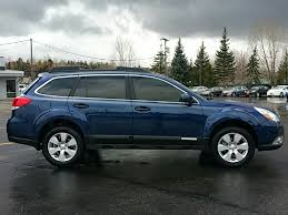 2011 subaru outback 2 5i for sale in bozeman mt 4s4brbcc2b1367488