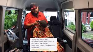 mobile haircuts barbershop jeff the master barber mobile haircut