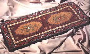 Wool Hook Rug Kits Wool Latchhook Rug Kits In Traditional Styles