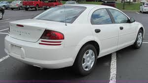 2004 dodge stratus se item e3960 sold june 26 midwest v