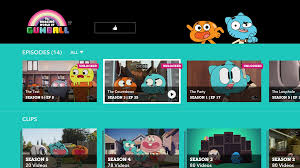 amazon com cartoon network app u2013 watch videos clips and full